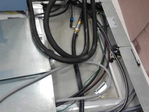 空気圧配管工事